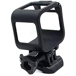 lennonsi Caméra de Sport Professionnelle boîtier étanche boîtier de Protection Standard étui de Support kit Accessoires pour Gopro Hero 4 Session 5 Session