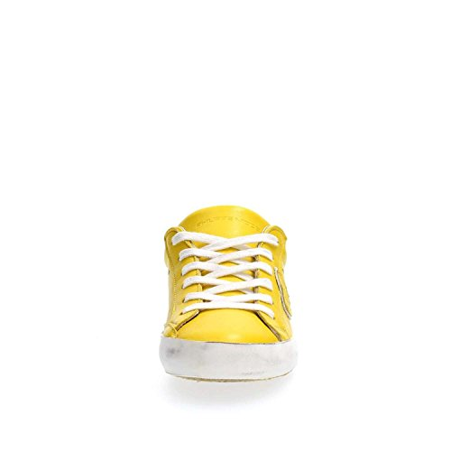 PHILIPPE MODEL PARIS CLLD VE39 CLASSIC LEMON SNEAKERS Femme Citron