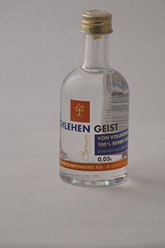 Schlehengeist, 40 %, Obstgeist (0,05 L)