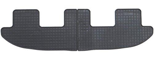 Preisvergleich Produktbild Gummifussmatten Gummimatten Fußmatten Automatten Original Passform 3. Sitzreihe gVW0004051A