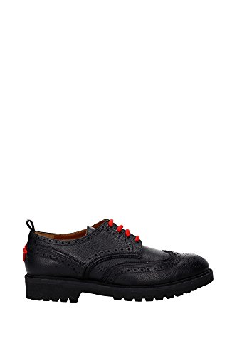 BM08266883009 Givenchy Derby Homme Cuir Noir Noir