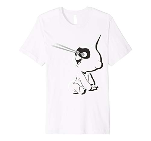 Disney Pixar Incredibles 2 Jack-Jack Laser Eyes T-Shirt