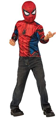 Marvel Disfraz y Mochila Spiderman 4 - 6 Años