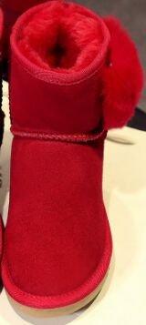Laruise , Bottes de Neige femme Rouge