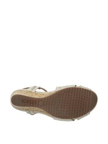 Geox - Sandalo da Donna Crema