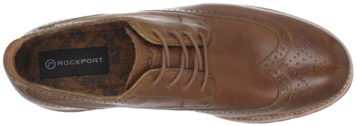 Rockport Lh Wingtiplt Tan, Richelieu Homme Marron (tan)