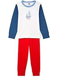 Petit Bateau Jungen Zweiteiliger Schlafanzug Pyjama_22591