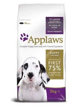 Applaws Natural Complete Dry Puppy Food Large Breed Chicken