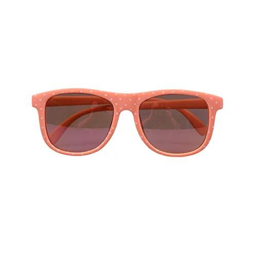 Sonnenbrillen Mode Nette quadratische Baby-Mädchen-weiche Sonnenbrille Umwelt-UV-Schutz Orange Farbe Kinder unzerstörbarer Rahmen Sicherer Meterial-PC-Objektiv-Sonnenbrille für die Sonnenbrille des Ki
