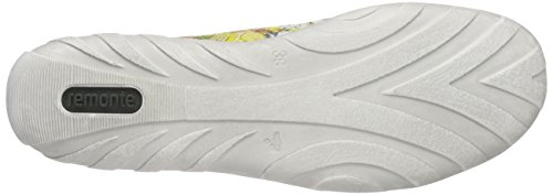Remonte R3431, Baskets Basses Femme Multicolore (fire/weiss/rot-multi / 33)