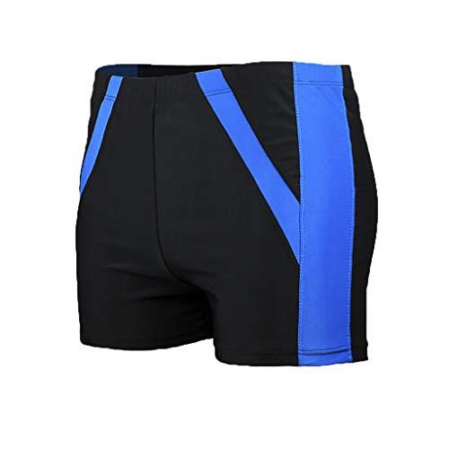 feiXIANG Herren Shorts Hose Strand-Surfen Strandhosen Badehose Männer schnell trockener Druck Schwimmen Slim Boardshorts ()