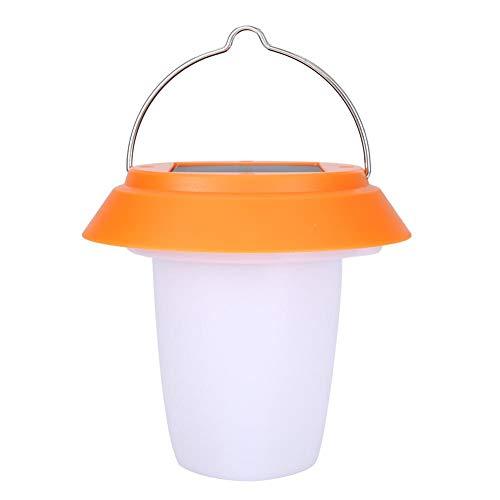Luz Solar de Emergencia, USB Solar Power LED Lámpara Colgante portátil Lámpara de la Tienda de campaña de la Linterna para Caminar, Acampar, huracán, Reparar