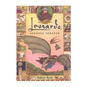 Leonardo: Hermoso Sonador par  ROBERT BYRD