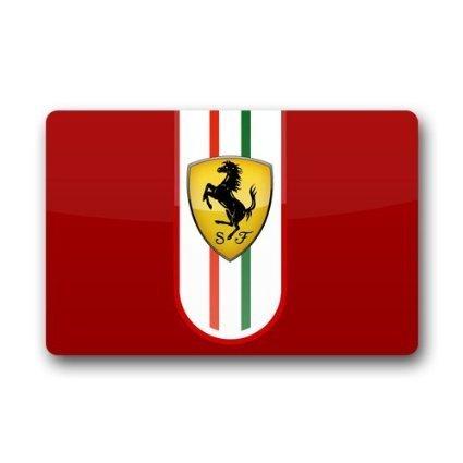 senl Ferrari Logo Fußmatte (59,9x 39,9cm) Fußmatte Fußmatte Indoor/Outdoor Mats