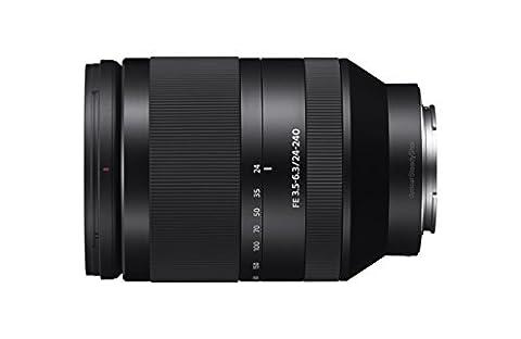 Sony Objectif SEL24240 Monture E Plein Format 24-240 mm F3.5-6.3