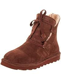 d31de973e884fe Suchergebnis auf Amazon.de für  lammfellstiefel - Stiefel ...
