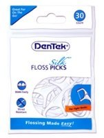 dentek-comfort-clean-floss-picks-cool-mint-30-ct-by-dentek-oral-care-inc