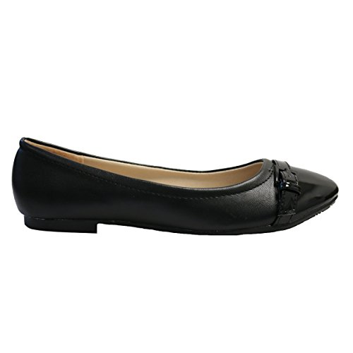 Lily Shoes ,  Ballerine donna Nero