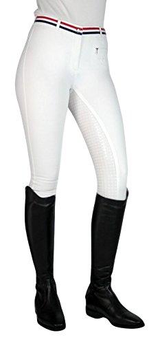 john-whitaker-international-b079-rotterdam-pantaloni-da-donna-taglia-32-colore-bianco-taglia-44-size