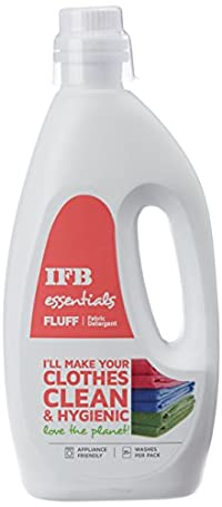 IFB Essentials Fluff Fabric Detergent - 1 L