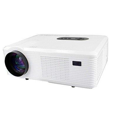 TQ CL720 LCD-Business-Projektor LED-Projektor 3000 LM Unterstützung 720P (1280X720) 60-100 Zoll Screen/WXGA (1280X800)