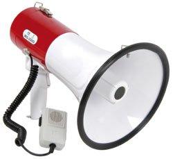 ROBUSTE Z7P- HORN LAUTSPRECHER (30W MAX) MIT SIRENE, 12 V, IDEAL für AUTOS, USW. (Horn Pa Siren)
