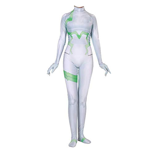 inder Spider-Man Ultimate Spider-Woman Kostüm 3D Red Woman Cosplay Anzug Zentai Lycra Spandex Body Halloween A-Adult-XL,A Adult-S ()
