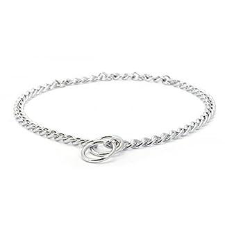 Ancol Medium Choke Chains, 16-inch 6