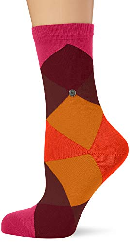 Burlington Damen Socken Bonnie, Mehrfarbig (Priemel 8551), 36/41