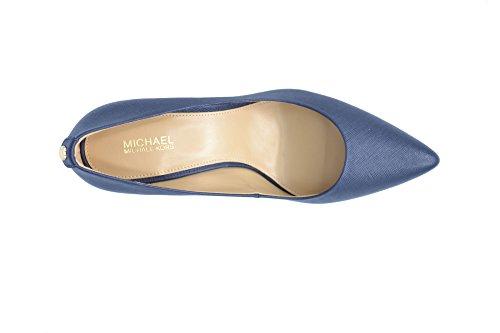 MICHAEL KORS Mk-Flex Mid Pump - Chaussures pour femme Bleuet