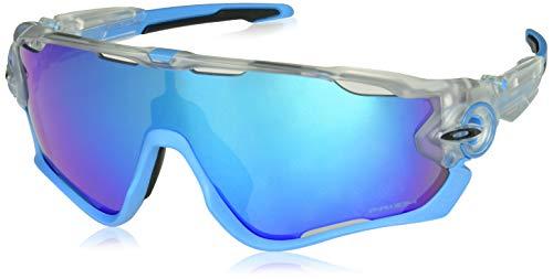 a2ad44e6d4 Oakley Jawbreaker, Gafas de Sol para Hombre, Transparente, 1