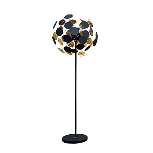 design-stehleuchte-infinity-170-cm-schwarz-gold-e14-stehlampe-lampe-leuchte-lampen