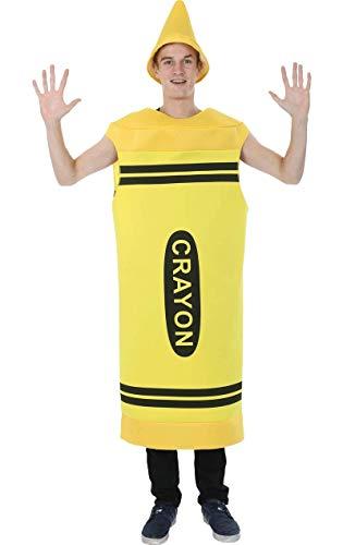 ärbung Color Gruppe Junggesellenabschied Kostüm ()