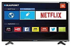 "49"" LED TV FULL HD FREEVIEW HD SMART WIFI ENABLED BLAUPUNKT NEW MODEL"