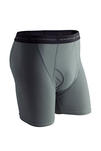 ng Boxer Brief Unterhose, Charcoal, XL (Lightweight Boxer Briefs)