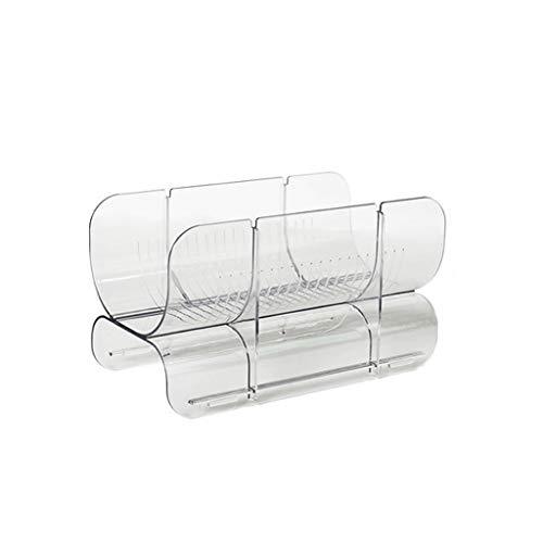Stapelbare Holz-wein-racks (CKX RACK Weinregal Für Kühlschrank,Wein Und Flaschenregal Passend Für Alle Kühlschränke,Gefrierschrank)