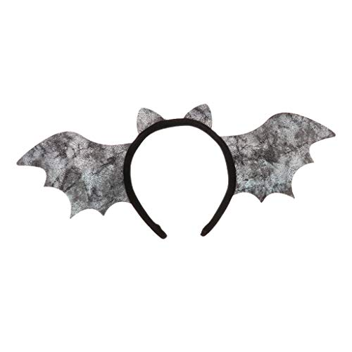 IPOTCH Cartoon Fledermaus Haarreif Stirnband, Einheitsgröße