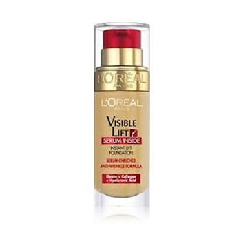 Visible Lift Serum Inside Instant Foundation by L'Oreal Paris Golden Beige 130, 30ml