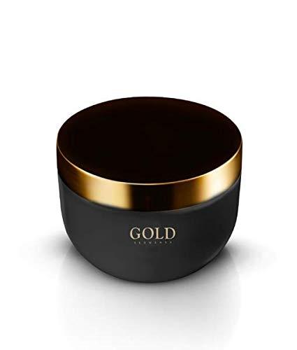 Gold Elements Trüffel Infusion Totes Meer Salzpeeling, ideal für trockene und ölige Hauttypen zur kosmetischen Körperpflege Spa, Aromatheraphie,entfernt trockene und abgestorbene Hautzellen 425gr. -