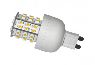 48 HighPower SMD G9 LED Lampe 360° Warmweiss von bioledex - Lampenhans.de