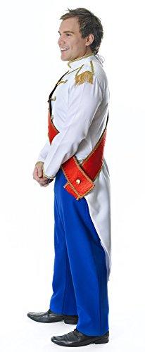 Imagen de bristol novelties  disfraz de príncipe para hombre ac984  alternativa
