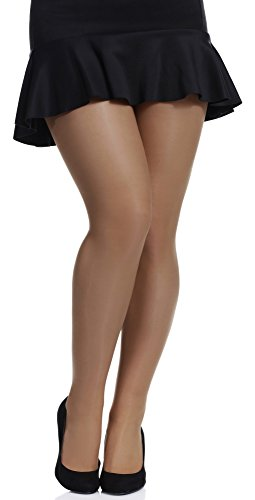 Merry Style Mujer Medias Plus Size MS 161 20 DEN