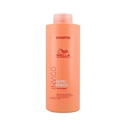 Wella INVIGO Nutri-Enrich Deep Nourishing Shampoo, 1000 ml