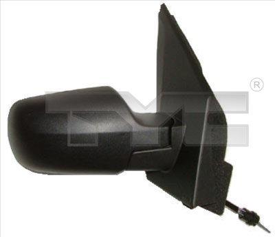 AERZETIX Varilla//punta de antena 12cm plata//negro para autoradio universal C18516