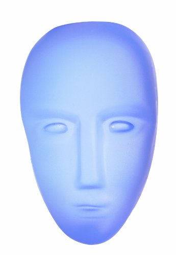Preisvergleich Produktbild Kosta Boda Kopf Blau Karolina