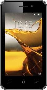 "Jivi Energy E12 Black 4"" Display 8GB+1GB , 4G VoLte Android Nougat 7.0 Smart Phone"