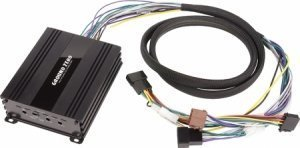 GZCS 4.60ISO Fahrzeugspezifischer ISO Verstärker, 4 x 40 WRMS @ 4 Ohm