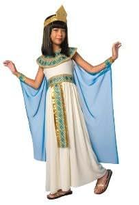 Morris Costumes Cleopatra Child Costume Size Medium