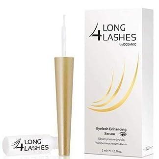 Long 4Lashes FX5Power Formula de 3ml by Oceanic | Serum Pestañas resembrado con nueva formula | producto garantito