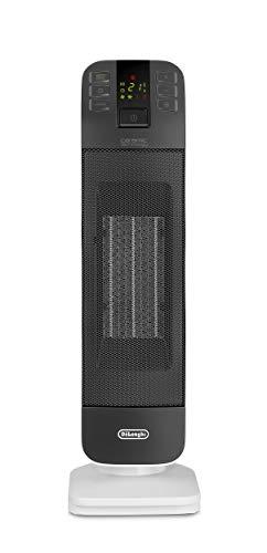 De\'Longhi HFX65V20 Keramikheizer (2000 W) schwarz/grau